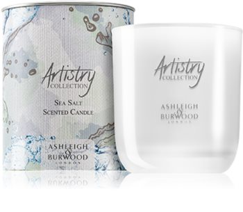Ashleigh & Burwood London Artistry Collection Sea Salt Duftkerze  200 g