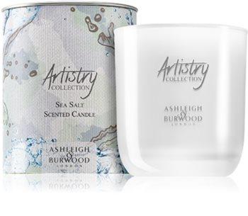 Ashleigh & Burwood London Artistry Collection Sea Salt vonná svíčka 200 g