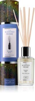 Ashleigh & Burwood London The Scented Home Summer Rain Aroma Diffuser met vulling 150 ml