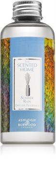 Ashleigh & Burwood London The Scented Home Summer Rain Aroma-diffuser navulling 150 ml