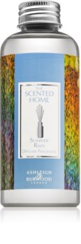 Ashleigh & Burwood London The Scented Home Summer Rain Ersatzfüllung Aroma Diffuser 150 ml