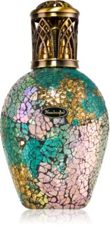 Ashleigh & Burwood London Peacock Tail katalytická lampa   veľká 18 x 9,5 cm