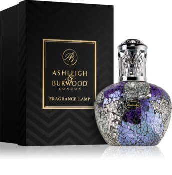 Ashleigh & Burwood London Deep Purple Καταλυτική λάμπα   μεγάλη 18 x 9,5 cm