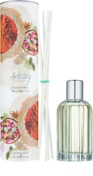 Ashleigh & Burwood London Artistry Collection Eastern Spice Aroma Diffuser With Refill 200 ml