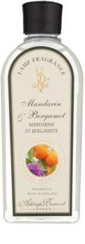 Ashleigh & Burwood London Lamp Fragrance Mandarin & Bergamot rezervă lichidă pentru lampa catalitică  500 ml