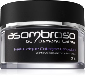Asombroso by Osmany Laffita Feel Unique revitalisierende  Hautemulsion