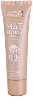 Astor Mattitude Anti Shine mattító make-up