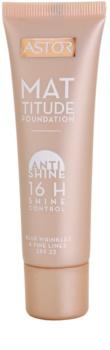 Astor Mattitude Anti Shine matující make-up