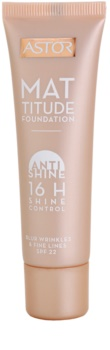 Astor Mattitude Anti Shine zmatňujúci make-up