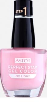 Astor Perfect Stay Gel Color gelový lak na nehty bez užití UV/LED lampy