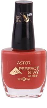 Astor Perfect Stay Gel Shine lak na nehty