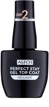 Astor Perfect Stay Gel Top Coat vernis de protection gel sans lampe UV/LED