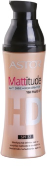 Astor Mattitude High Definition mattierendes Make-up