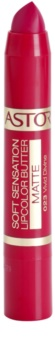 Astor Soft Sensation Lipcolor Butter Mattierender Lippenstift