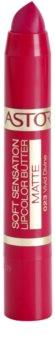 Astor Soft Sensation Lipcolor Butter mattító rúzs