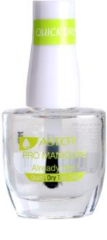 Astor Pro Manicure uscare rapida pentru unghii