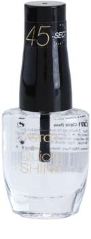 Astor Quick & Shine vernis à ongles à séchage rapide