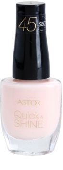 Astor Quick & Shine hitro sušeči lak za nohte