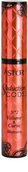 Astor Seduction Codes dúsító és göndörítő szempillaspirál