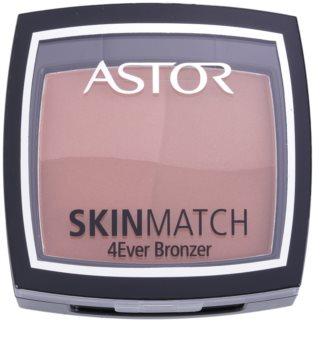 Astor SkinMatch bronzosító púder