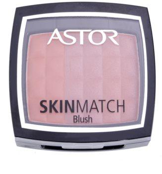 Astor SkinMatch Trio Blush