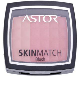 Astor SkinMatch potrójny róż do policzków