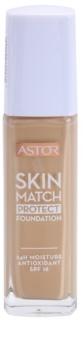 Astor Skin Match Protect vlažilni tekoči puder SPF 18