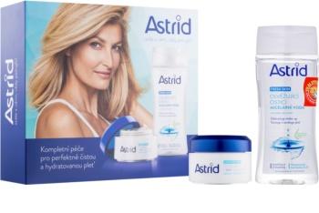 Astrid Moisture Time coffret cosmétique I.