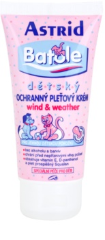 Astrid Baby Protection Cream for Intense Climate Variations For Kids