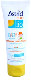 Astrid Sun Baby dětský krém na opalování SPF30