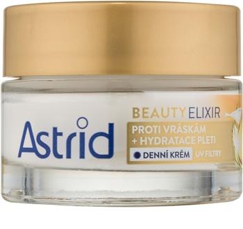 Astrid Beauty Elixir hidratáló nappali krém a ráncok ellen