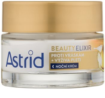 Astrid Beauty Elixir Voedende Nachtcreme tegen Rimpels