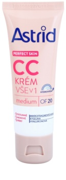 Astrid Perfect Skin CC cream SPF 20