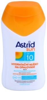 Astrid Sun Hydrating Sun Milk SPF 10