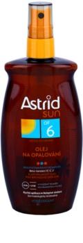 Astrid Sun olej na opalování ve spreji SPF 6