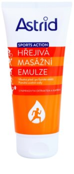 Astrid Sports Action wärmende Massage-Emulsion