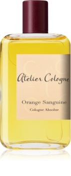 atelier cologne orange sanguine
