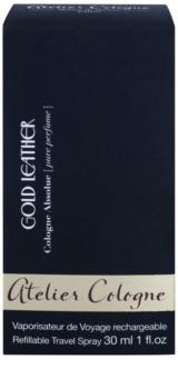 Atelier Cologne Gold Leather ajándékszett II.