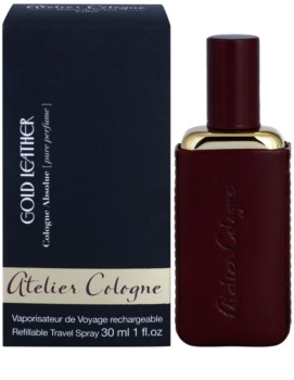 Atelier Cologne Gold Leather dárková sada II.