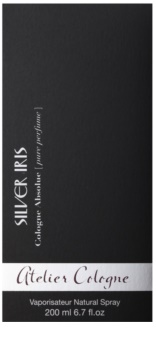 Atelier Cologne Silver Iris perfumy unisex 200 ml