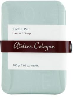 Atelier Cologne Trefle Pur parfémované mydlo unisex 200 g