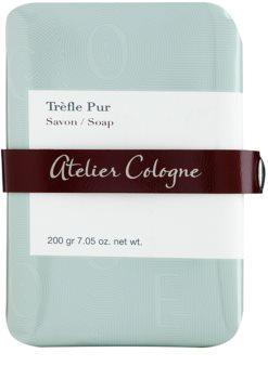 Atelier Cologne Trefle Pur parfümös szappan unisex 200 g