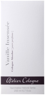 Atelier Cologne Vanille Insensee Perfume unisex 200 ml