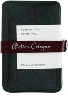 Atelier Cologne Vetiver Fatal parfumirani sapun uniseks 200 g