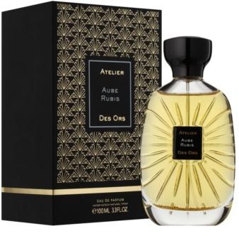 Atelier des Ors Aube Rubis Eau de Parfum unisex 100 μλ
