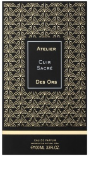 Atelier des Ors Cuir Sacré woda perfumowana unisex 100 ml