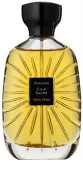 Atelier des Ors Cuir Sacré Eau de Parfum unissexo 100 ml