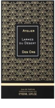 Atelier des Ors Larmes du Desert Eau de Parfum unisex 100 ml