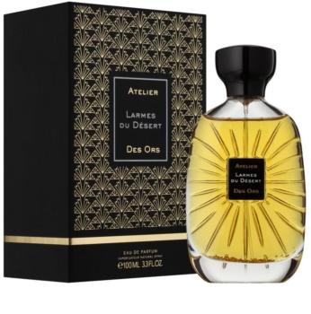 Atelier des Ors Larmes du Desert Parfumovaná voda unisex 100 ml