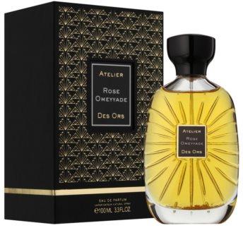 Atelier des Ors Rose Omeyyade woda perfumowana unisex 100 ml